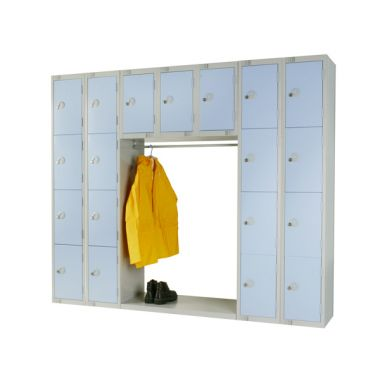 Archway Locker Unit - 19 Compartments - LK/ARCH2