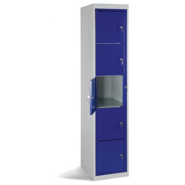 Garment Lockers - 5 Door