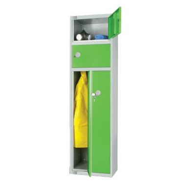 Steel Locker - Two Person Locker - LK/TP
