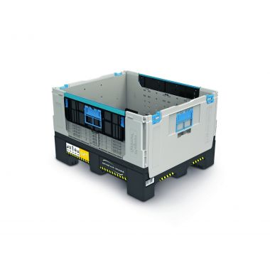 Collapsible Plastic Pallet Box - FLC750