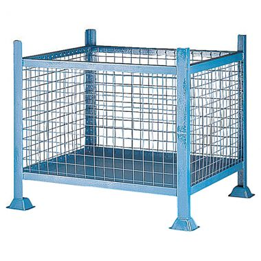 Mesh Sided Metal Stillage - Small