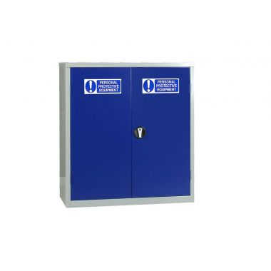 PPE Cabinet - Small Double Door