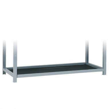 Premier Workbench Additions - Extra Shelf with Rubber Mat