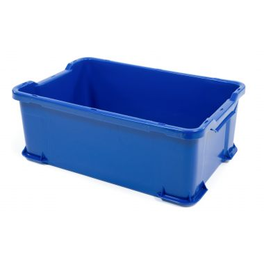 Hygienic Stacking Box 600x400x225mm - RM905