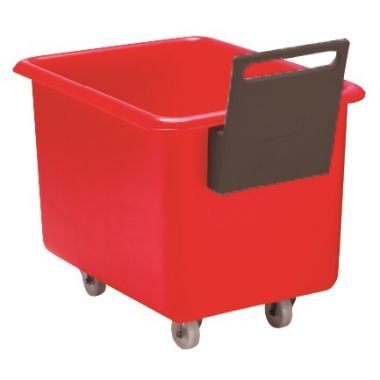 Plastic Container Truck with Handle - RM45TRH