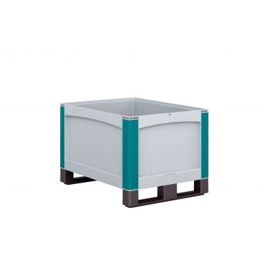 Heavy Duty Plastic Pallet Boxes