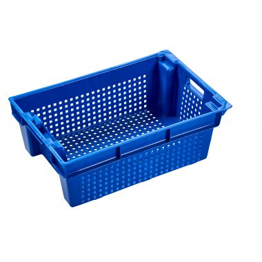 Plastic Stack Nest Containers - SN0112