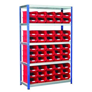 Eco Rack Kit - Fifty Picking Bins