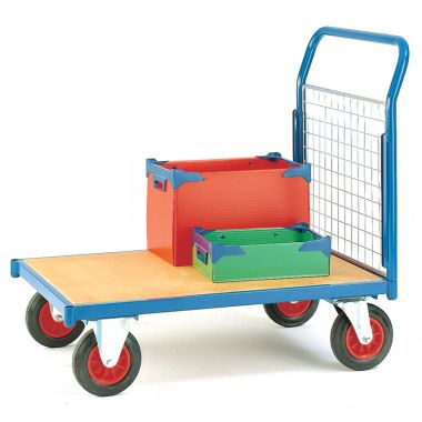 Platform Trolley - Single Ended - Deck 1200 x 800 mm - TC801M