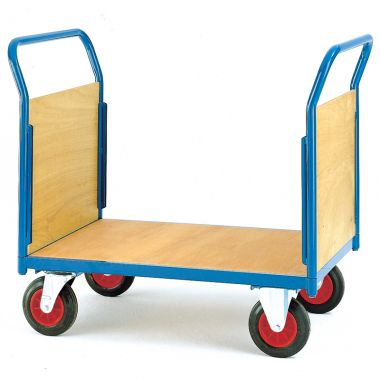 Platform Trolley - Double Ended - Deck 1200 x 800 mm - TC802P