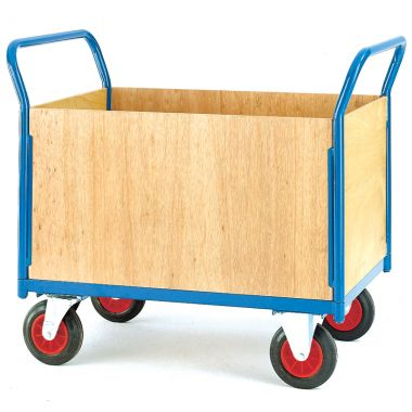 Platform Trolley - Four Sided - Deck 1000 x 600 mm - TC604P