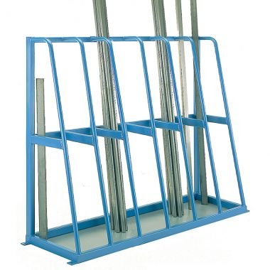 Vertical Storage Rack - Six Bay
