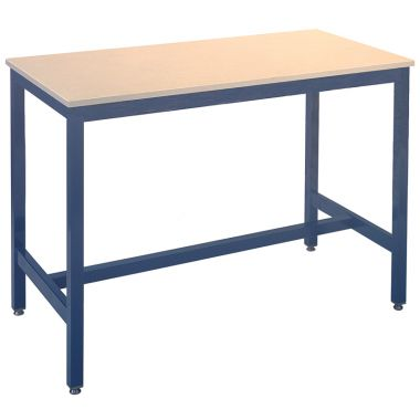 Fully Welded Workbench - MDF Worktop