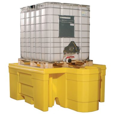 IBC Bunded Pallet - With Catch Tray