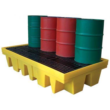 Bunded Pallet - Eight Drum