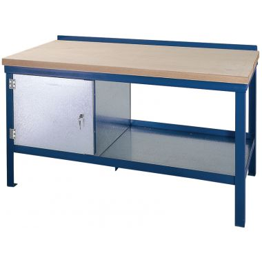 Heavy Duty Workbench - Wood Top