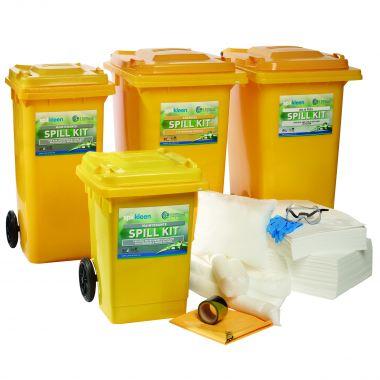 Mobile Spill Kit - 80 Litre Standard Liquids