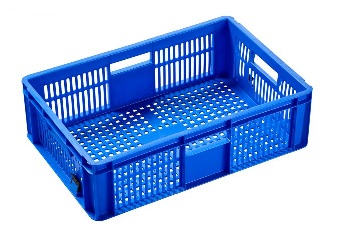 c0a452291f06 Euro Stacking Plastic Containers 600x400x170mm - 06032