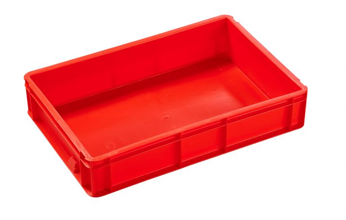 891046ec4f32 Euro Stacking Plastic Containers 600x400x120mm - 2A021