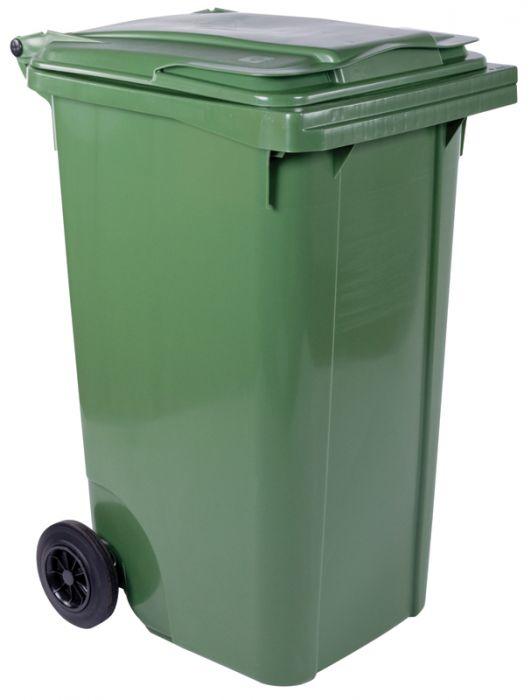 Green Wheelie Bin 240 Litre