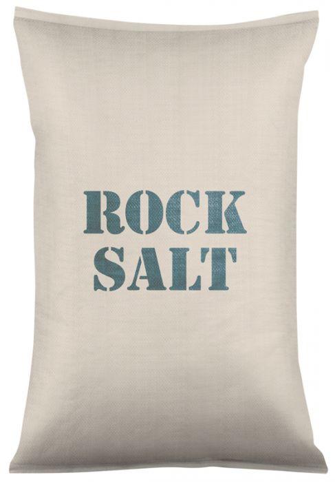 Bagged Brown Rock Salt
