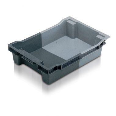 Plastic Stack Nest Container - 11018