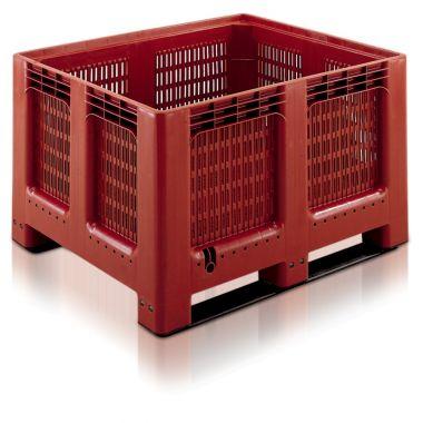 Plastic Pallet Box – 543 Litre - PB27601