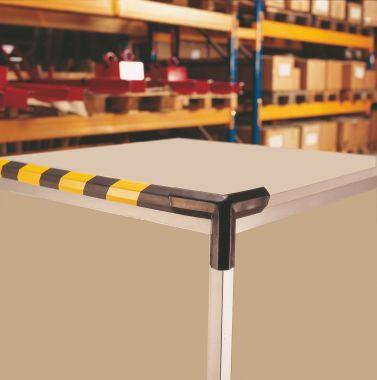 Impact Protection Accessories - Corner Protection Tri-Corner