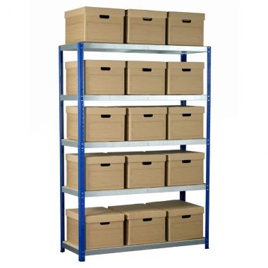 Eco Rack Kit - Fifteen Archive Boxes