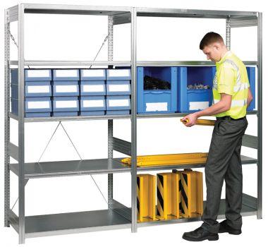 Modular Shelving System - Starter Bay