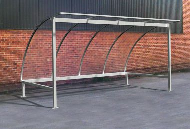 Bicycle Storage Shelter