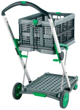 Clever Foldable Trolley