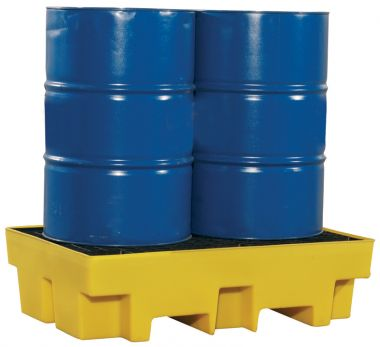 Bunded Pallet - Two Drum