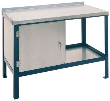Heavy Duty Workbench - Steel Top