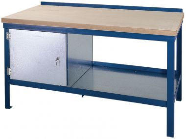 Heavy Duty Workbench - Wood Top