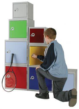 Modular Cube Storage Locker - Small