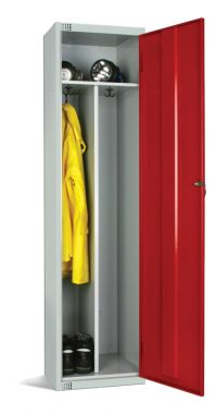 Work Wear Locker - Clean & Dirty