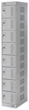 In-charge Tool Storage Lockers - Eight Door