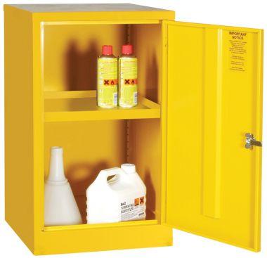 Mini Hazardous Substance Safety Cabinets - MHSC03