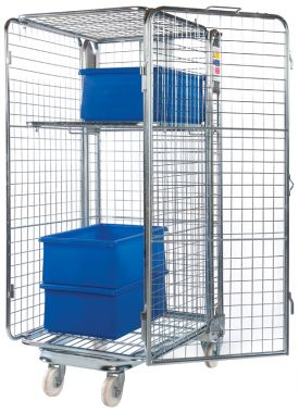 Nestable Roll Container – Full Security