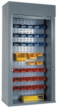 Heavy Duty Roller Shutter Cabinet