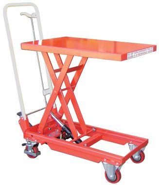 Manual Scissor Lift Table - 200kg