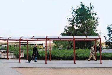 General Purpose Walkway Shelter