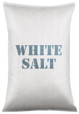 Bagged White Salt