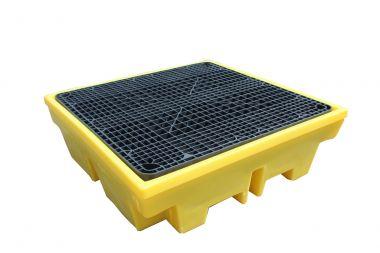 BP4 Yellow Spill Pallet