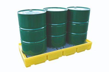BP3 Yellow Spill Pallet