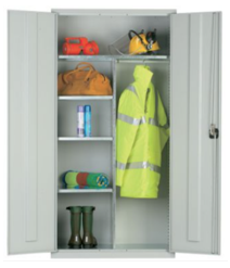 Clothing and Equipment Cupboard - Standard