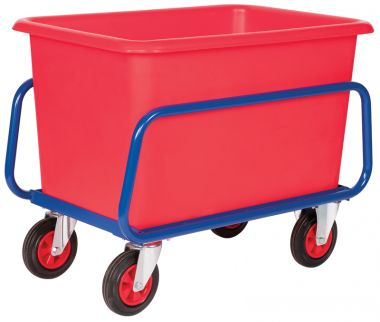 Chassis Container Truck - 455 Litre - CT455