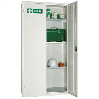 First Aid Storage Cabinet - Large