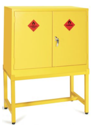 Hazardous Substance Safety Cabinet With Double Doors - Small